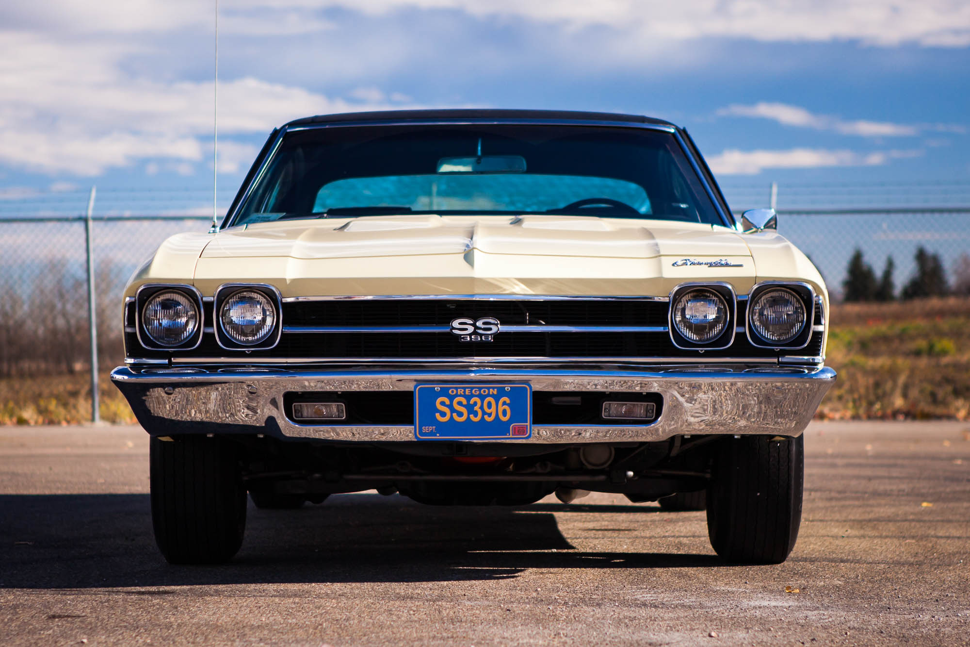 1969 Chevelle Ss 369 Sold The Iron Garage