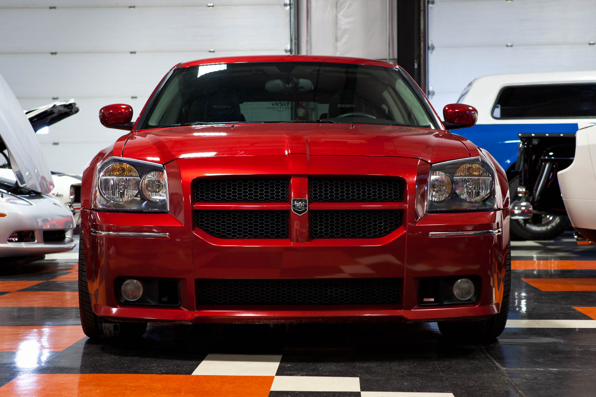 2006 dodge magnum srt8 sold the iron garage. Cars Review. Best American Auto & Cars Review