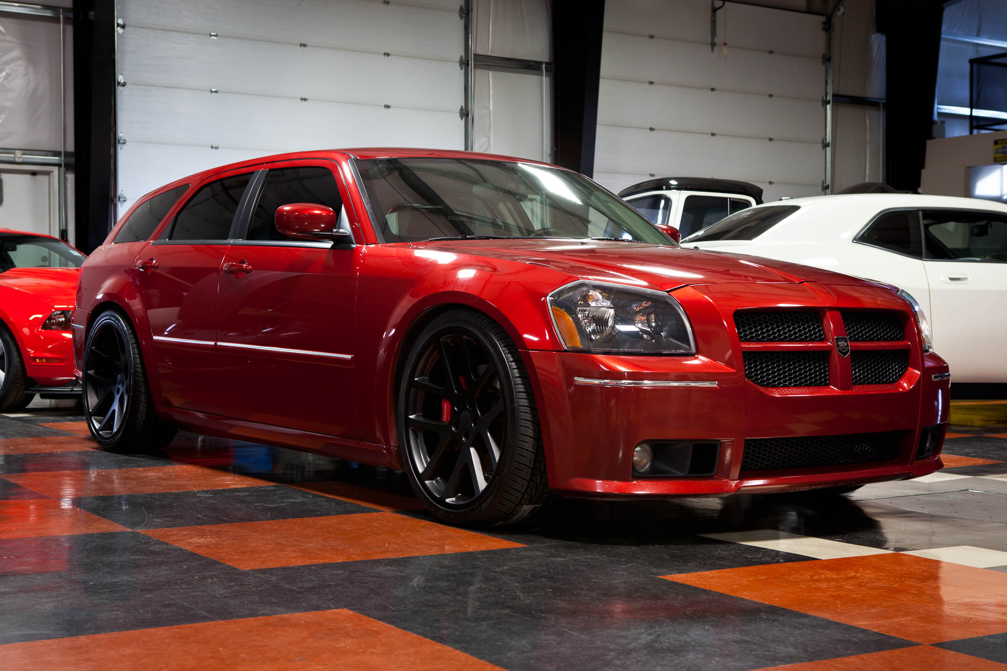 2006 dodge magnum srt8 sold the iron garage. Black Bedroom Furniture Sets. Home Design Ideas
