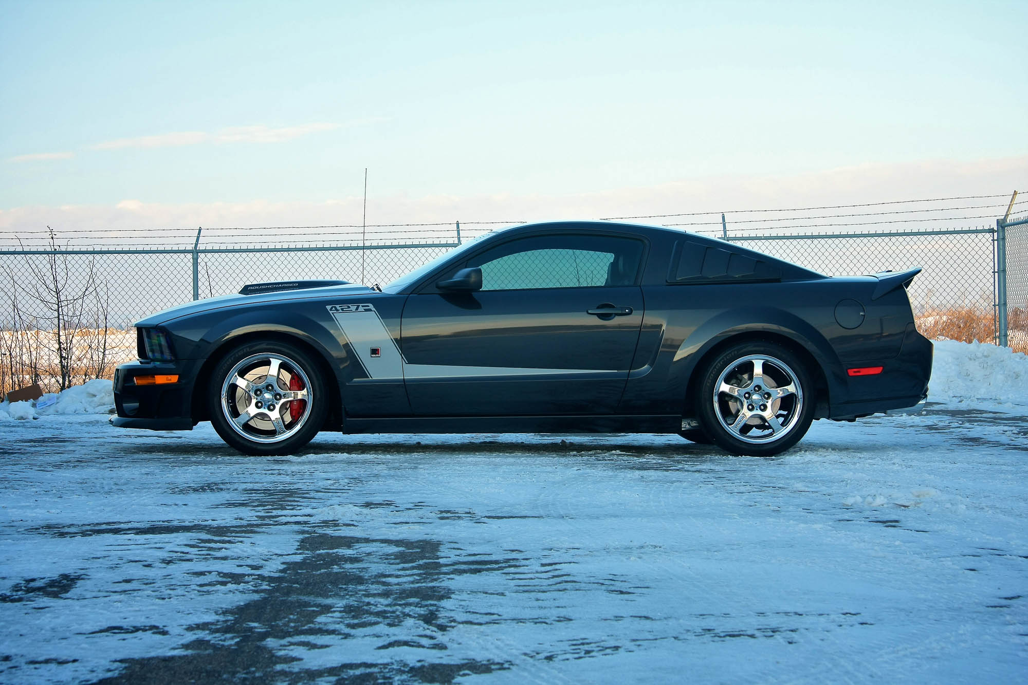 2007 Roush Mustang 427R - Sold - The Iron Garage