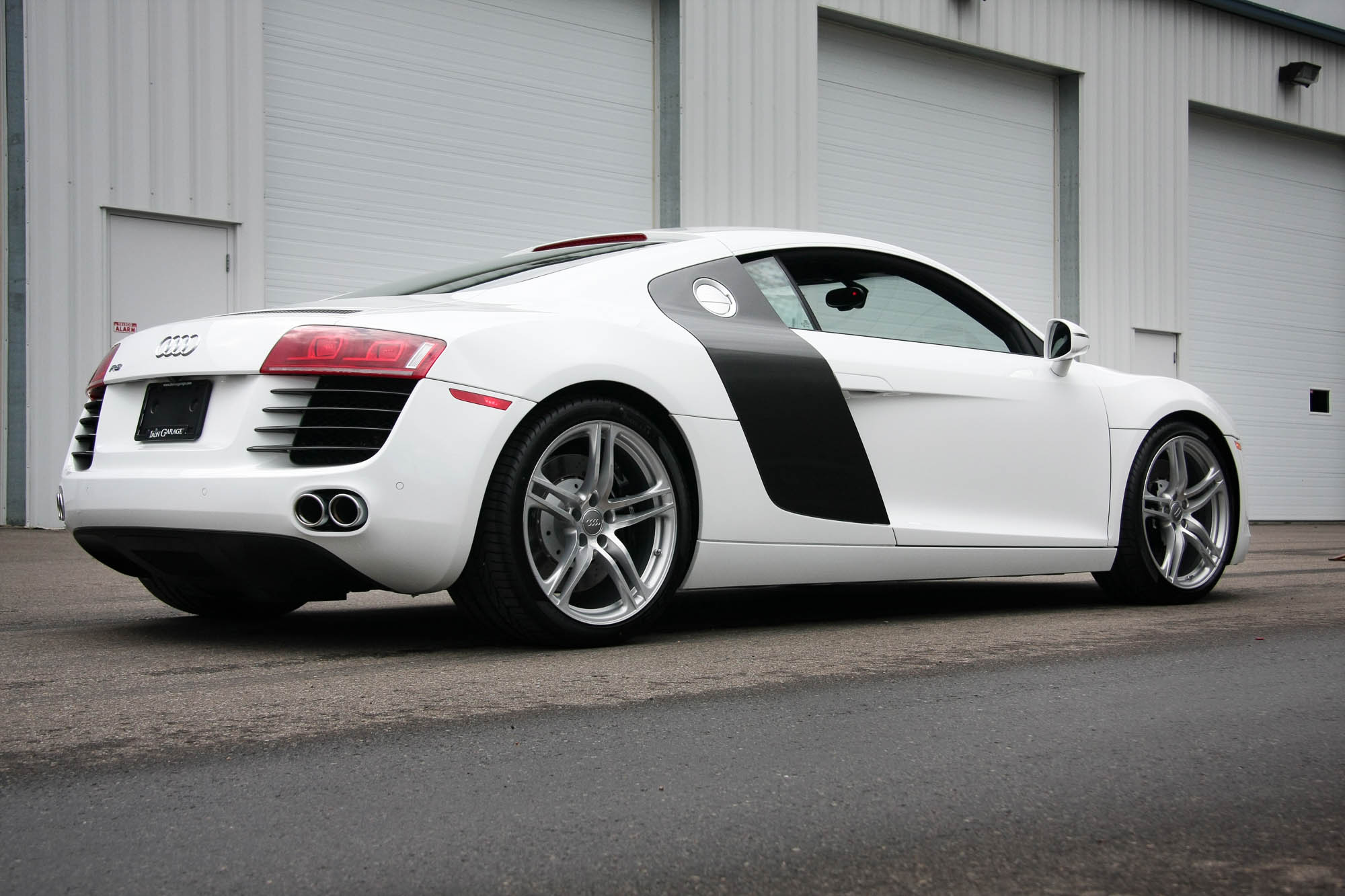 2009 Audi R8 Sold The Iron Garage