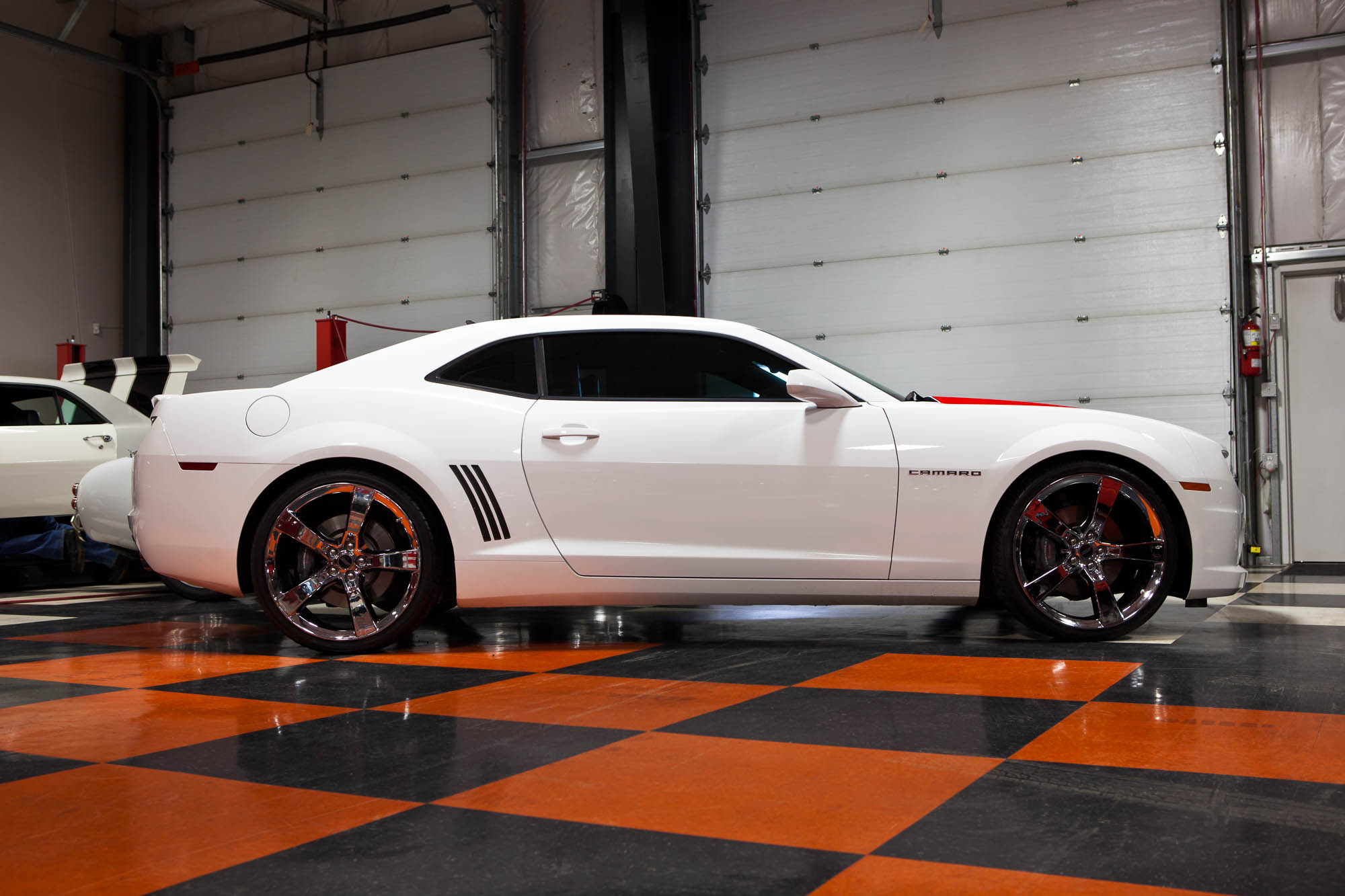 2010 camaro ss sold the iron garage. Black Bedroom Furniture Sets. Home Design Ideas
