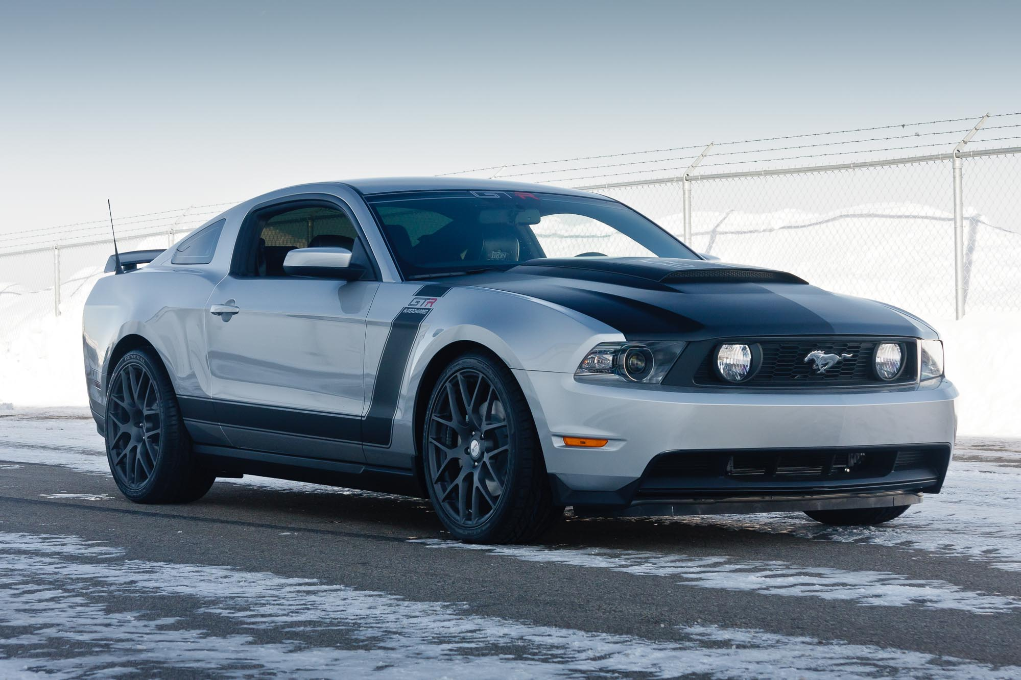 2011 Mustang For Sale >> 2011 Iron Edition Mustang GTR - Sold - The Iron Garage