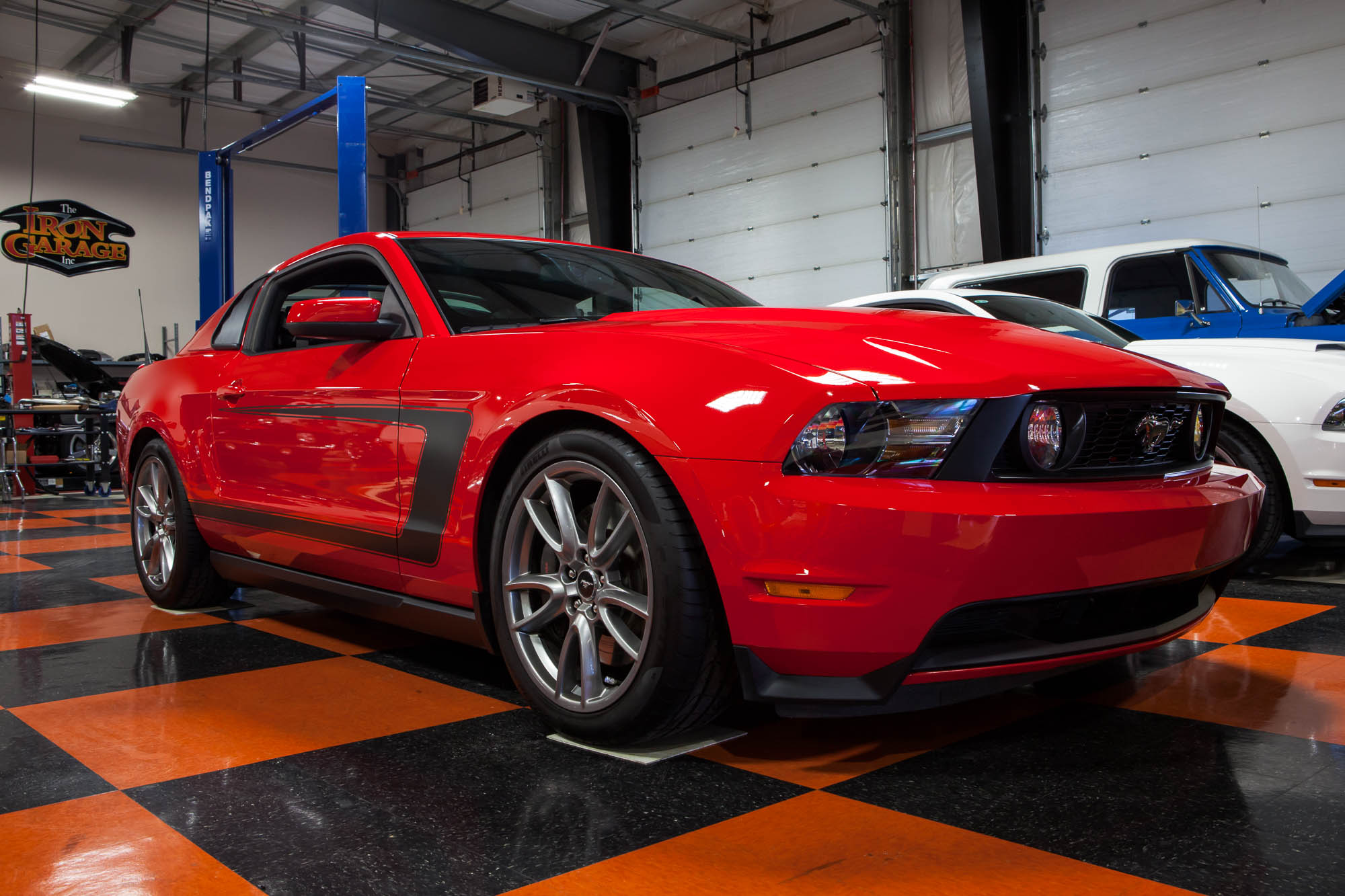 2012 Mustang Gt Sold The Iron Garage
