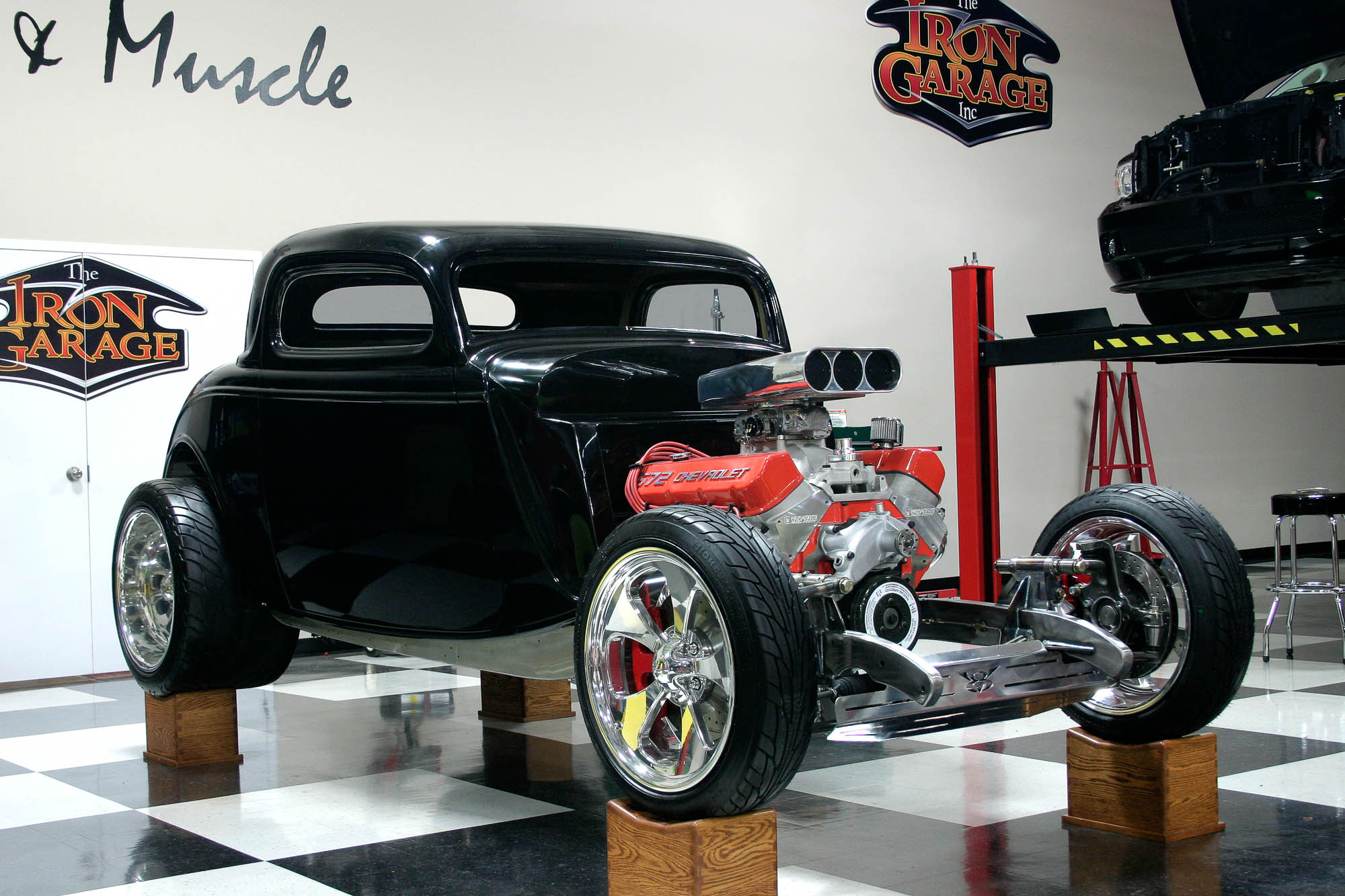 1934 ford roadster the iron garage for Garage ford a longwy