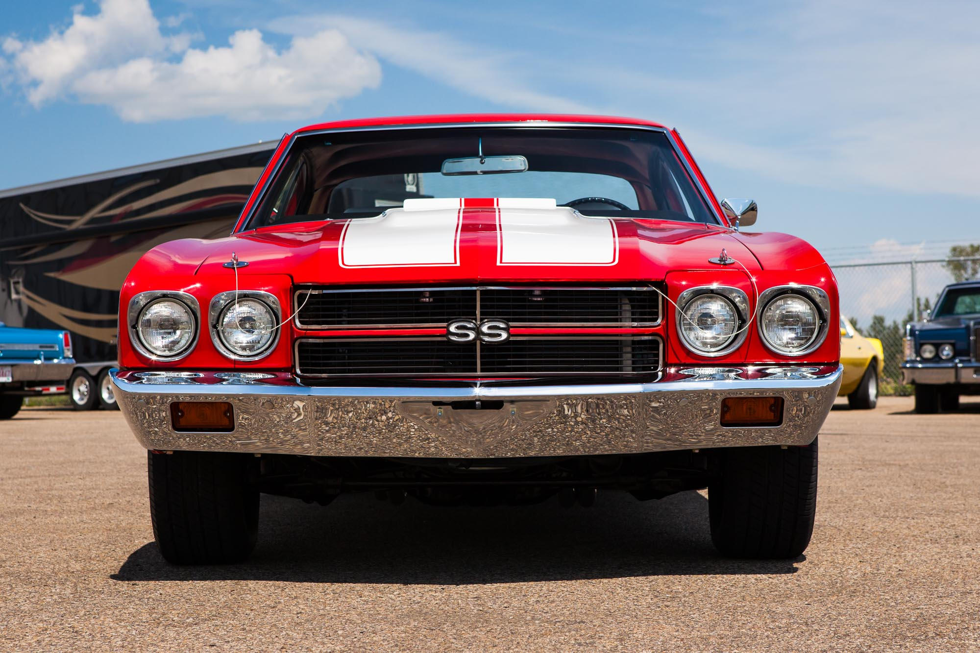 1970 Chevelle Ss Project Car For Sale >> 1970 Chevelle SS - The Iron Garage