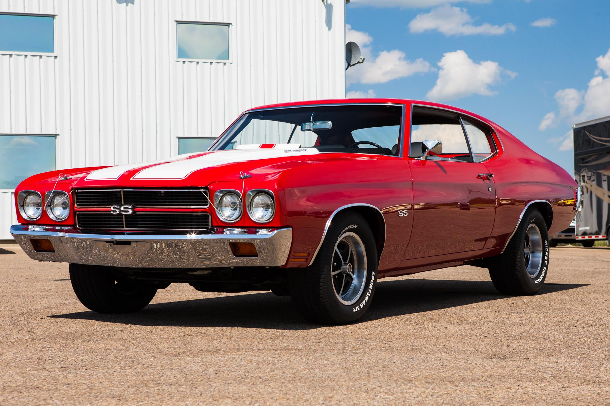 1970 Chevelle Ss The Iron Garage Make Your Own Beautiful  HD Wallpapers, Images Over 1000+ [ralydesign.ml]