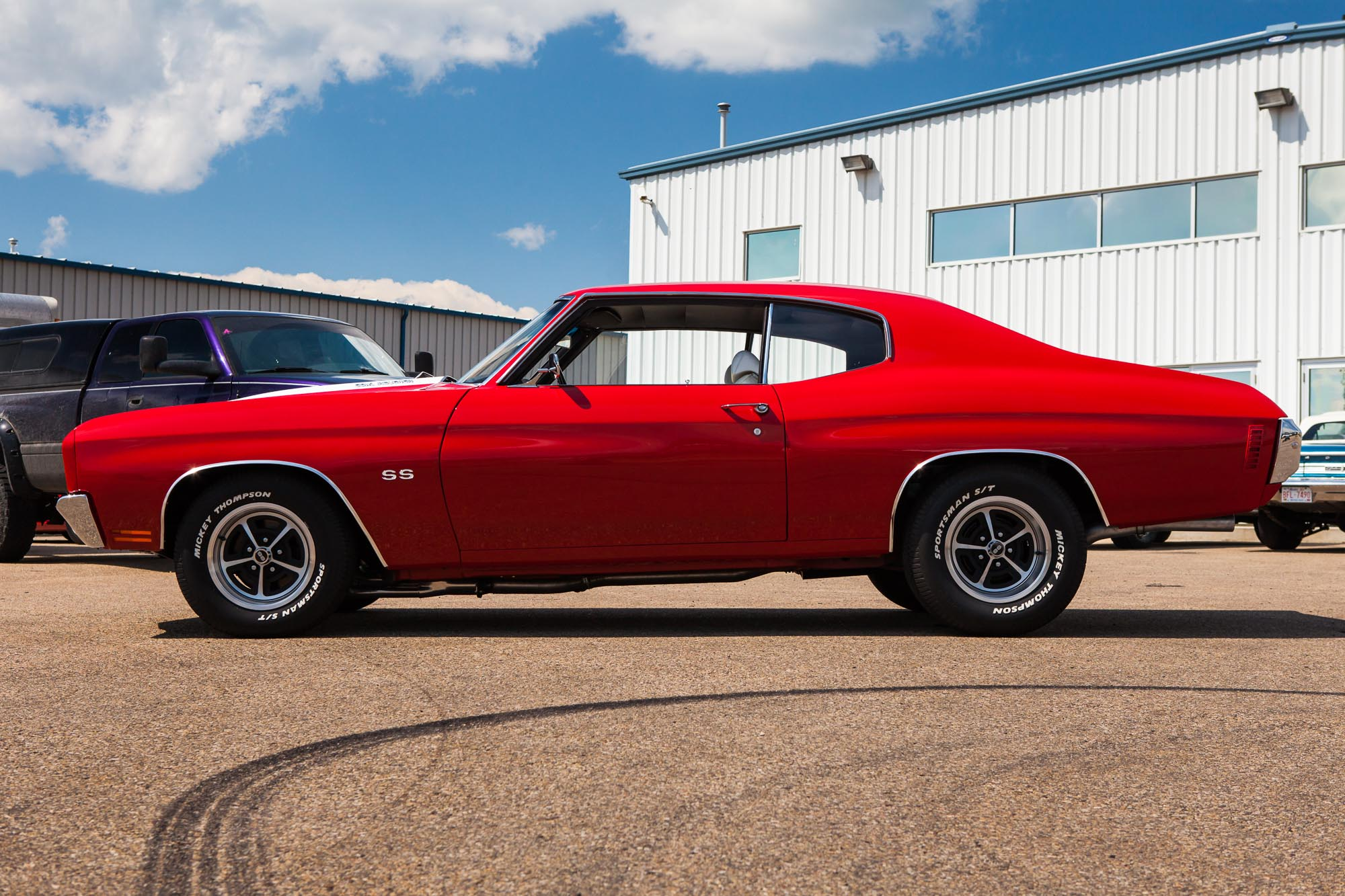 1970 Chevelle SS - The Iron Garage